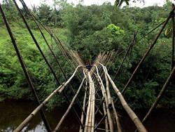 Sarawak Bridge, Malaysia