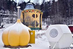 Sauna-Bulb