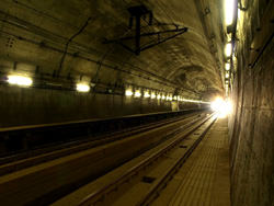 Seikan Tunnel, Japan