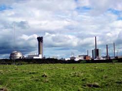 Sellafield Kraftwerk, Großbritannien