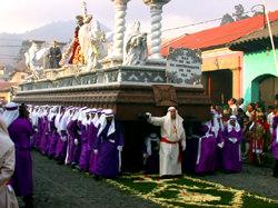 El Festival de la Semana Santa, España