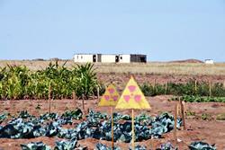 Atomwaffentestgelande Semipalatinsk, Kasachstan