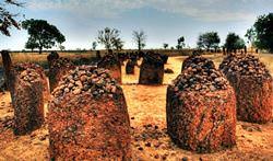 Кольца камней-мегалитов в Сенегамбии, Гамбия