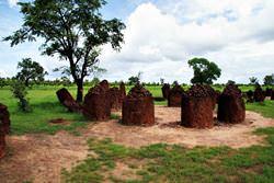 Senegambia Steinkreise, Gambia