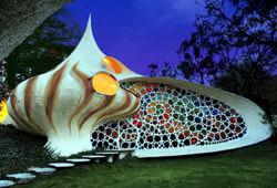 """""""Nautilus"""" Haus, Mexiko"""