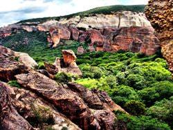 Serra da Capivara National Park, Brazil