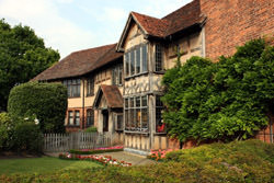 Shakespeare Birthplace, UK