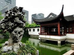 Храм Конфуция в Шанхае, Китай
