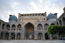 Медресе Шир-Дор, Узбекистан