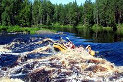 Река Шуя, Россия