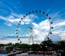 Singapore Flyer, Singapur