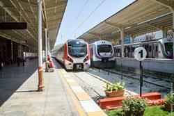 Sirkeci Gari Station, Turkey