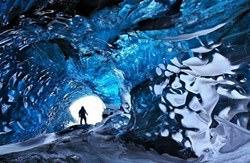 Пещера Скафтафётле, Исландия