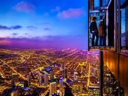 Смотровая площадка Skydeck Chicago, США