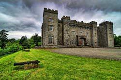 Замок Слейн, Ирландия