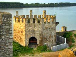 Крепость Смедерево, Сербия