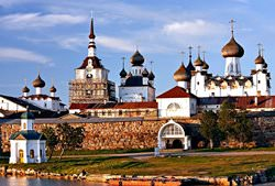 Solovetsky Islands Ensemble, Russia
