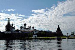 Solovetsky Islands Ensemble, Russia