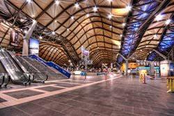 Southern Cross Station, Australia