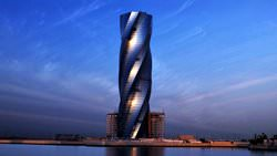 Twisted Spiral Buildings and Towers That Are Real