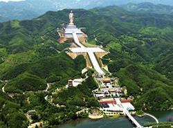 Spring Temple Buddha, China