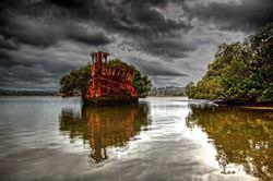 SS Ayrfield Wrecks, Australia