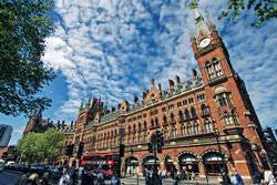 St Pancras International, Great Britain