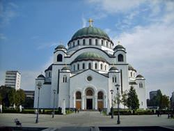 St. Sava Cathedral, Serbia