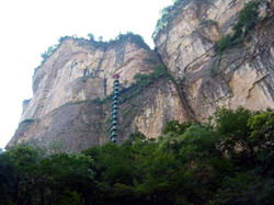 Stairway to Heaven, China