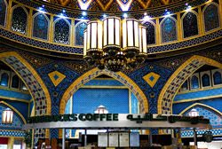 Starbucks in Dubai, Vereinigte Arabische Emirate