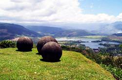 Precolumbian Chiefdom Settlements with Stone Spheres of the Diquis, Costa Rica