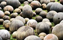 Stone Spheres of Diquis Tribes, Costa Rica