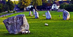 Megalithic Monuments of Stonehenge and Avebury, United Kingdom