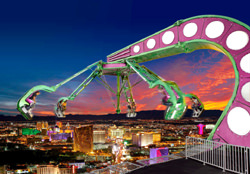 Stratosphere Thrill Rides, USA