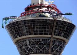La Torre Estratosfera, Estados Unidos