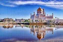 Мечеть Султана Омара Али Сайфуддина