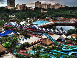 Аквапарк «Солнечная лагуна», Малайзия
