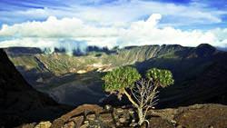 Вулкан Тамбора, Индонезия