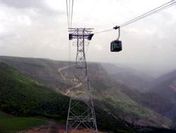 Tatevsk Drahtseilbahn, Armenien