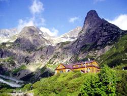Tatra Nationalpark, Polen-Slowakei