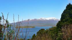 Taupo Volcano, New Zealand