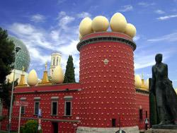 Teatro-Museo Dali, Spanien
