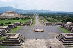 Pre-Hispanic Stadt von Teotihuacan, Mexiko