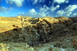 Mar Saba Kloster, Israel