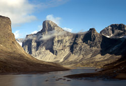 Thor Peak, Canada