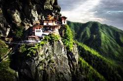 Tiger-Nest-Kloster, Bhutan