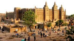 Город Тимбукту, Мали