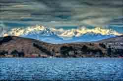 Titicaca Lake, Peru-Bolivia