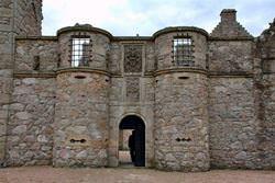 Замок Толкухон, Шотландия