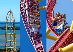 Top Thrill Dragster, USA